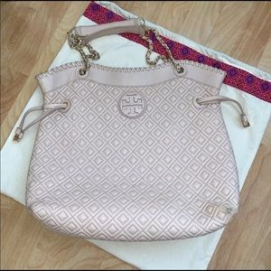 Tory Burch Authentic Marion Tote